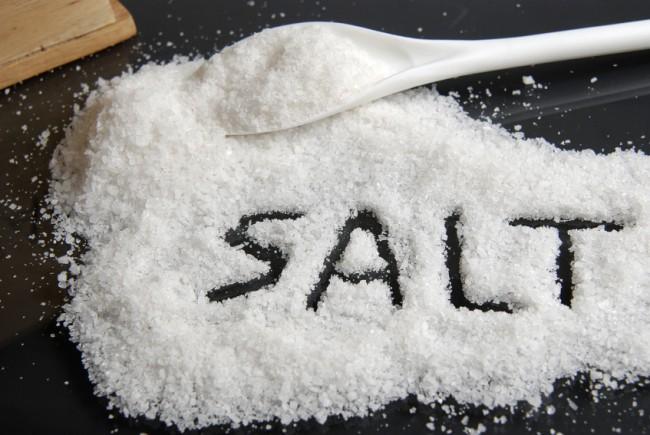 Salt Will it Kill You?