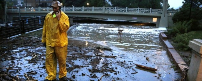 Flood Inspections Begin Monday in Boulder