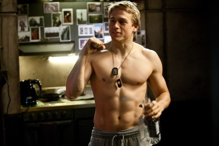Charlie Hunnam talks about '50 Shades' role