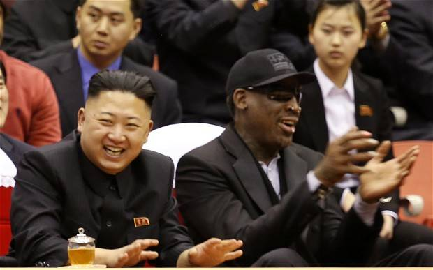 Dennis Rodman and Kim Jong-Un – The Worm and the Marshal's Evolving Friendship