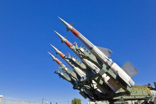 Tensions Rise as Israel Beefs up Missile Systems
