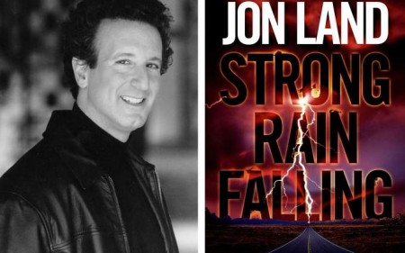 Strong Rain Falling by Jon Land (Book Review)