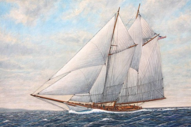 Yacht That Changed History
