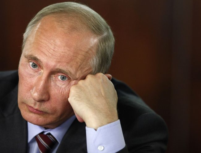 """Jackass"" Joke about Vladimir Putin Went Viral"