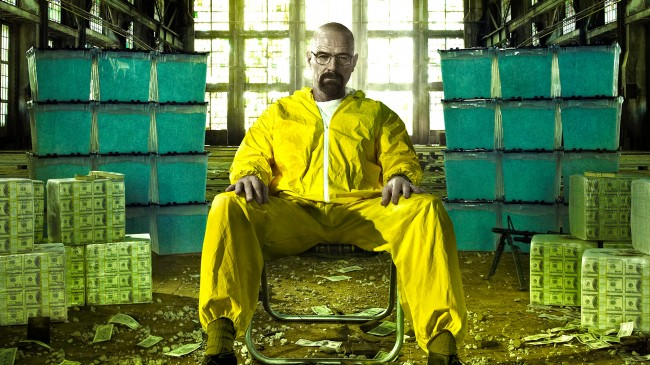 Breaking Bad Buries Walter White