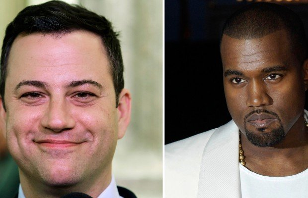 The Saga of the Kanye and Kimmel Twitter Rant