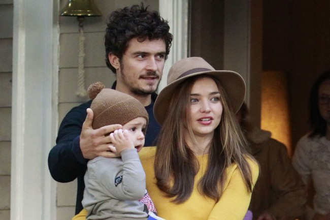 entertainment, orlando bloom, miranda kirr, splitting up, divorce, victoria's secret