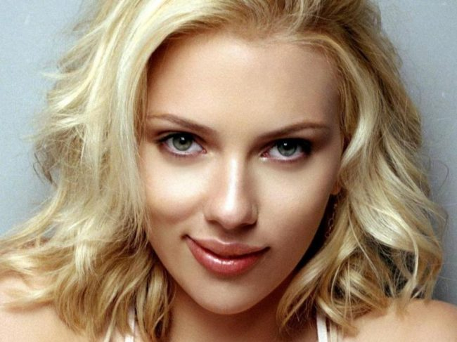 Scarlett iconic beauty