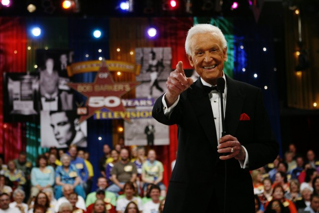 entertainment, price is right, bob barker