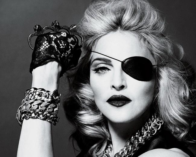 Madonna rape victim