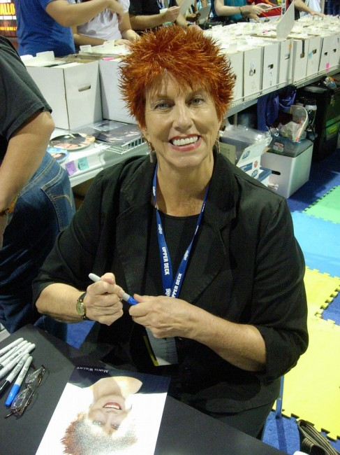 Simpsons star Marcia Wallace has Died