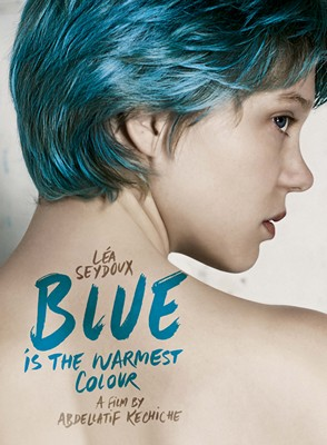 Blue is the warmest color Emma