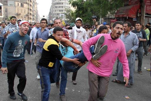 Egypt: Ministry of Health Reports 57 Killed and 391 Injured in Sunday Clashes