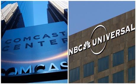 Comcast Gobbles Up NBC