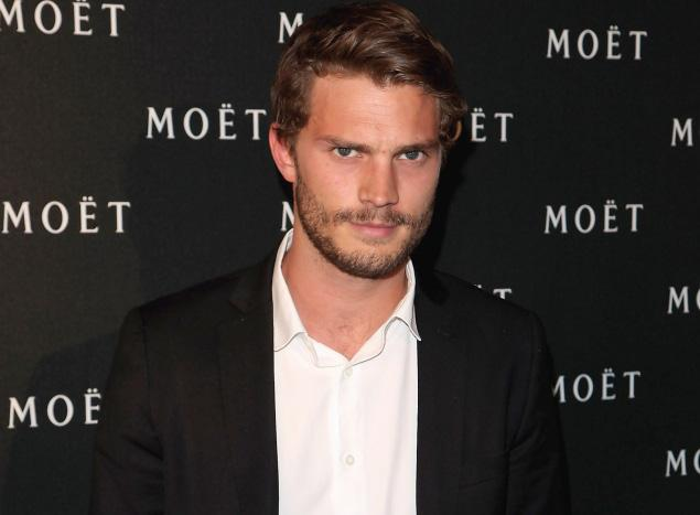 Jamie Dornan will be Christian Grey.