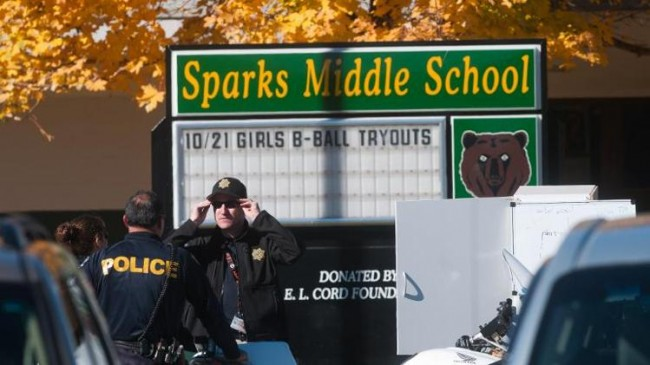 Sparks Middle School Shooting, American Wants Answers