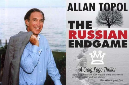 The Russian Endgame by Allan Topol (Book Review)