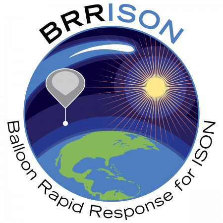 BRRISON balloon mission failed