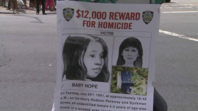 Baby Hope Poster
