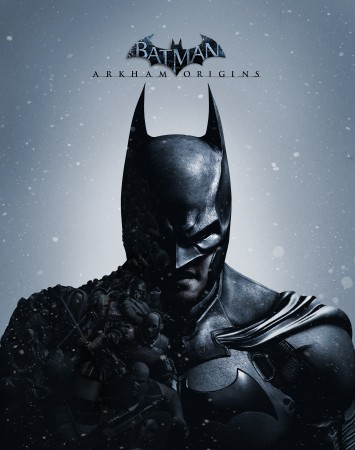 Batman Arkham Origins box art
