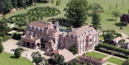 David and Victoria Beckham's $72m Bid for New Home