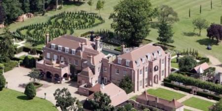 David and Victoria Beckham's $72m Bid for New Home
