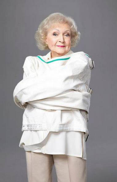 Betty White is to host Off Their Rockers