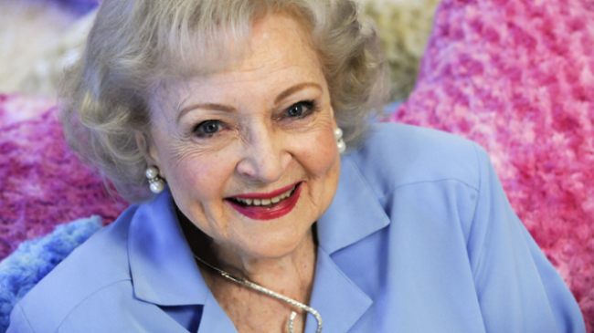 Betty White playfully ridicules Miley Cyrus