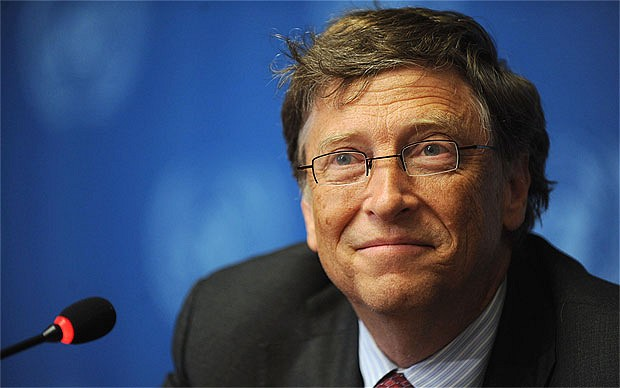 Bill Gates Next Microsoft Investors Target