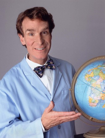Bill Nye became famous for his role in educating children on science