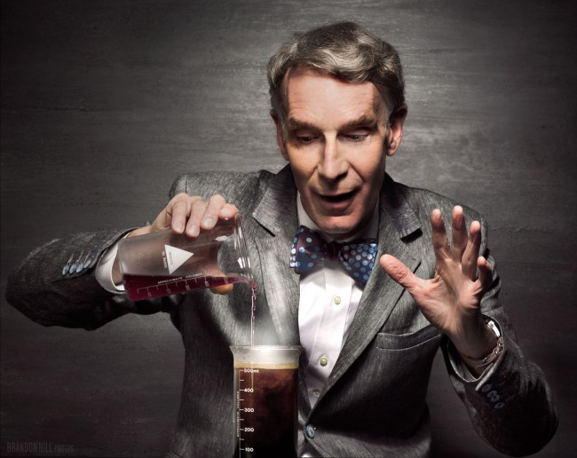 Bill Nye the Science Guy launching YouTube series on space
