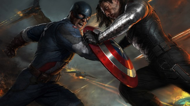 Captain America The Winter Soldier Trailer and Plot