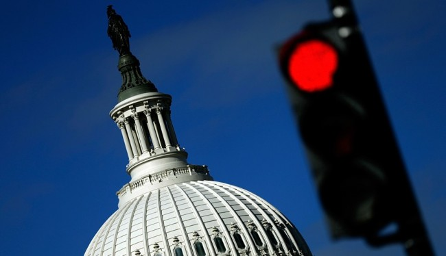 Congress Announces Shutdown of the Federal Government