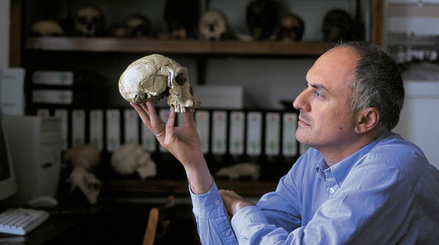 DavidLordkipanidze newest skull discovery leads to further debate over human evolution