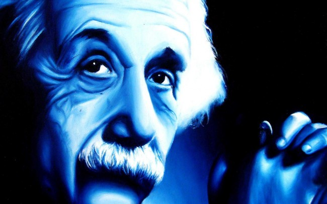 Einstein's corpus callosum explains his genius-level intellect