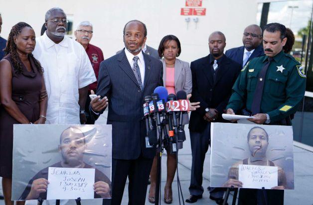 Florida Escaped Inmates