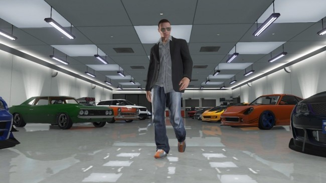 GTA V Online First Installment of Stimulus Package This Week