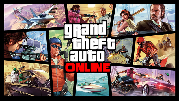 GTA V Crushes Competition and Wins Golden Joystick Game of the Yearacters and Progress Cannot be Restored