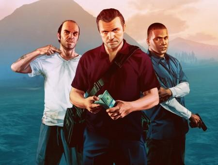 Grand Theft Auto Sales Boost 360 software revenue