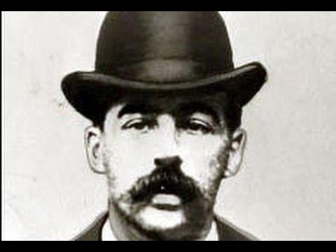 H.H. Holmes killer