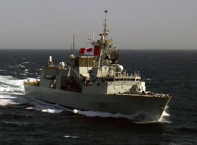 canadian ship drug bust