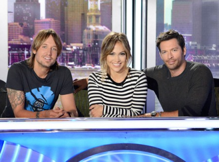 Harry Connick Jr. Keith Urban