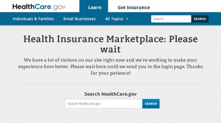 Obamacare Disaster if Tech Problems Continue
