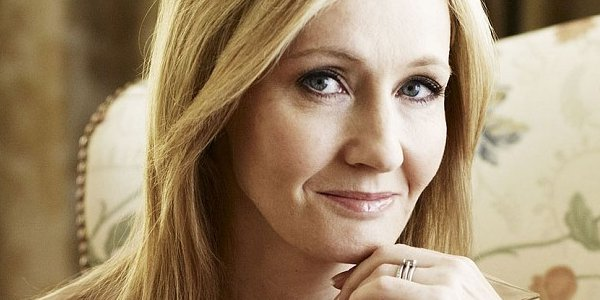J.K. Rowling author