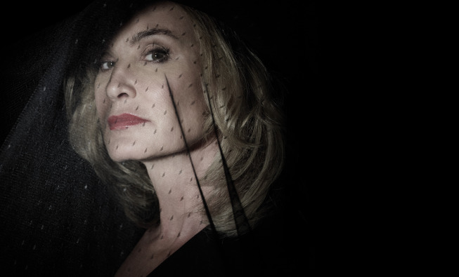 Jessica Lange in American Horror Story:coven