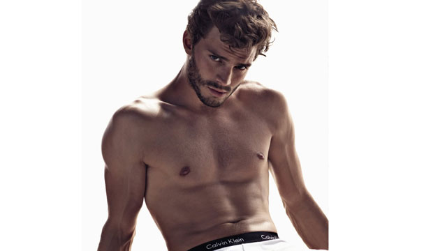 Jamie Dornan to play Christian Grey