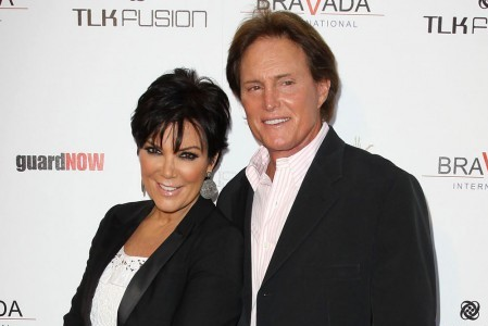 Kris Jenner Splits from Bruce Who has Taken Paparazzi Lessons from Kanye West