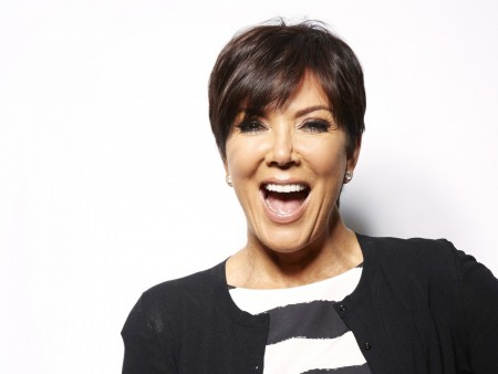 Kris Jenner Came out of the Womb Wanting a Ferrari