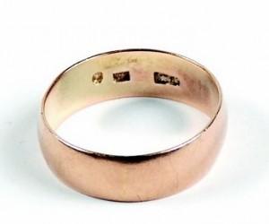 Lee Harvey Oswald wedding ring