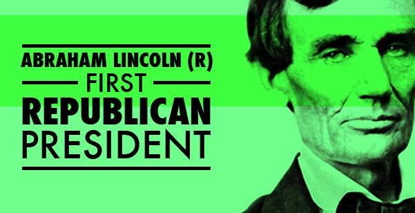 First Republican President